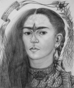 Frida1946_pencil_hummingbird_530